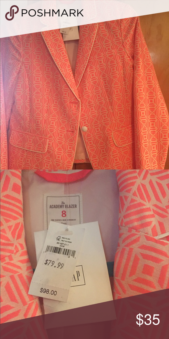Beautiful Gap blazer Nwt Gap Jackets & Coats Blazers