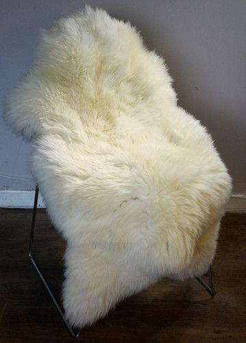 Brand New L Extra Large White Ivory Genuine Merino Sheepskin Fur Rug Ebay By Daisycombridge