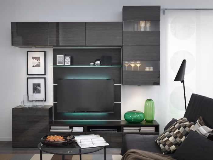 Customize Your Living Room Entertainment And Storage Needs Get