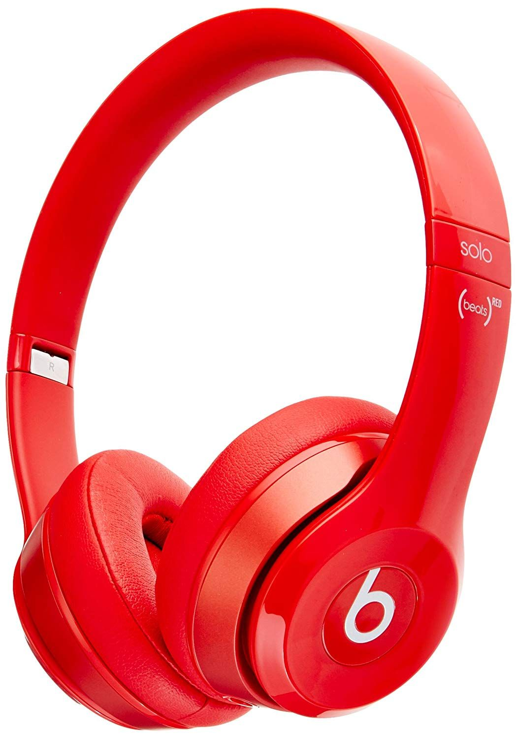 Beats Solo 2 Wired On Ear Headphone Not Wireless Red Refurbished Headphones Beats Headphones Wireless Wireless Headphones