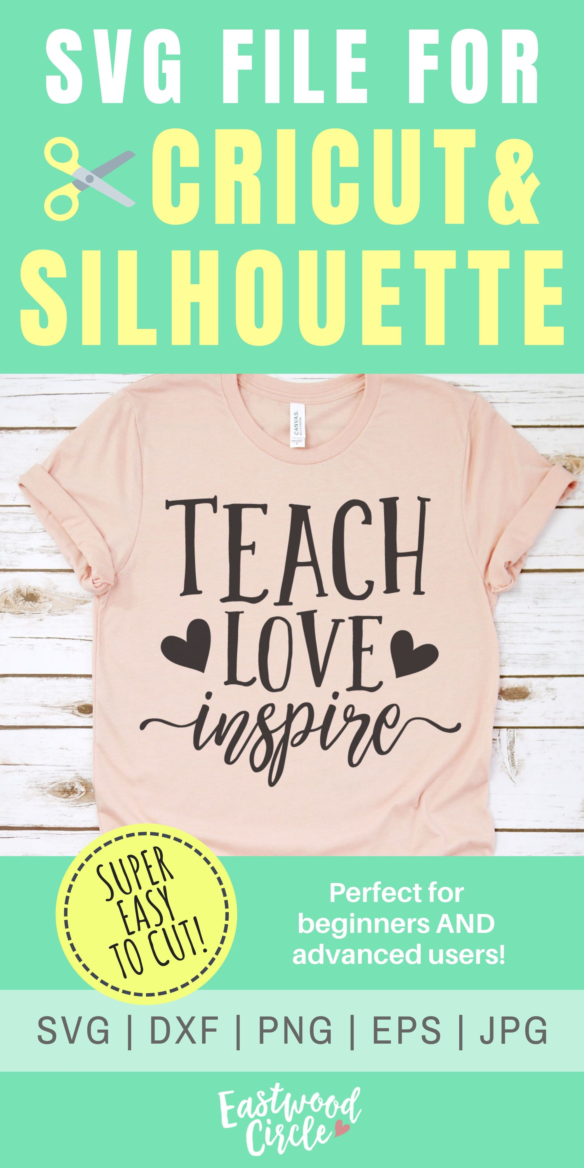 0fb2fefd This teacher SVG file works great with the Cricut and Silhouette Cameo for  crafters to make