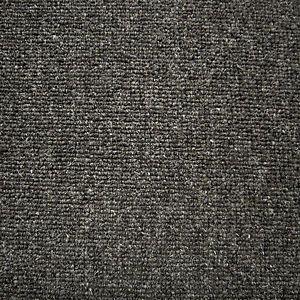 Best Anthracite Wool Loop Carpet Hessian Back Bedroom Lounge Stairs Bargain 5M Ebay Carpet 400 x 300