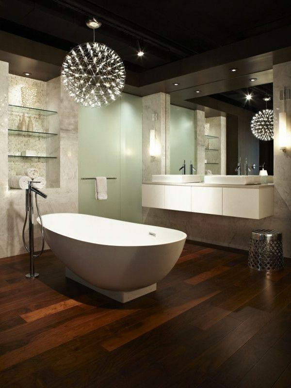 Ulta Modernes Design Badezimmer Einrichtung