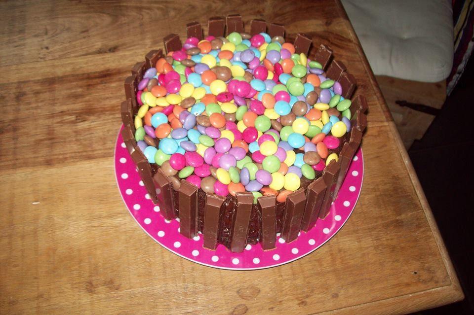 Mia's 5th Birthday cake