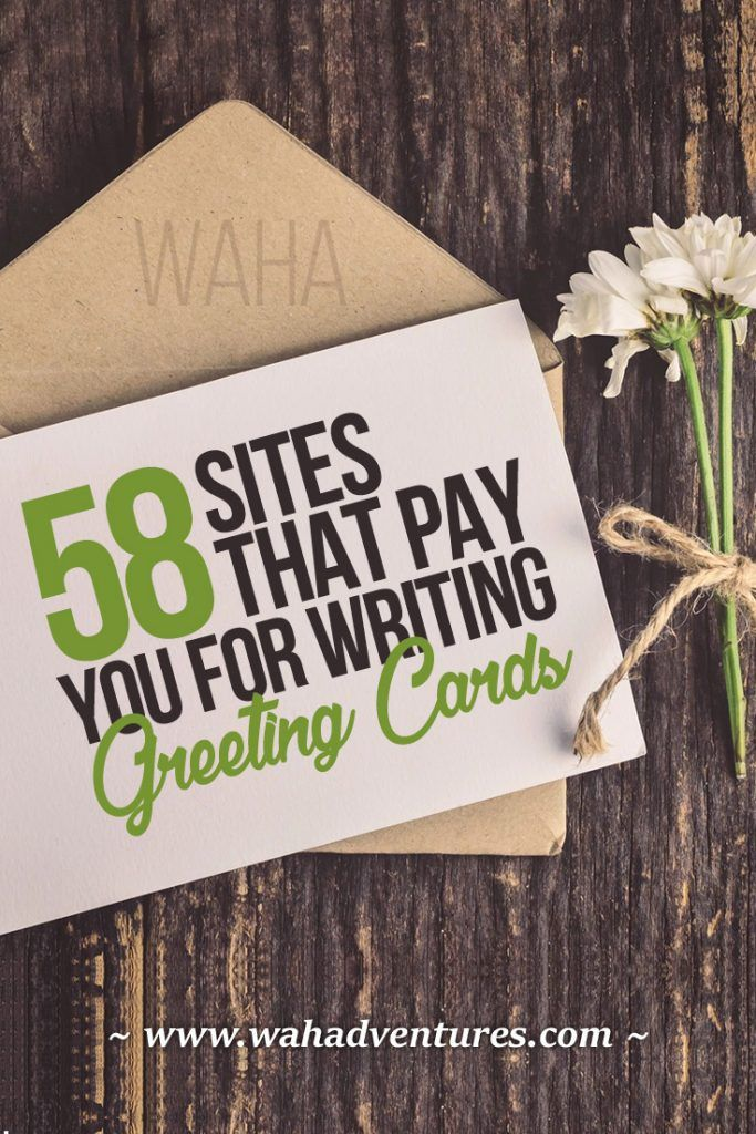 Top Greeting Card Companies Online That Pay You Money Greeting