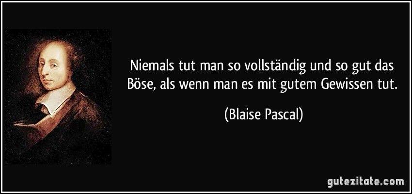 Blaise Pascal (1623 - 1662), französischer Religionsphilosoph und Naturwissenschaftler, Begründer der Wahrscheinlichkeitsrechnung