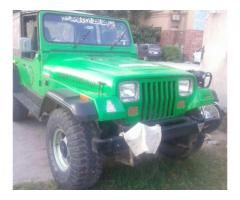 Jeep Fully Maintained Automatic Transmission Model 1980 Sale In