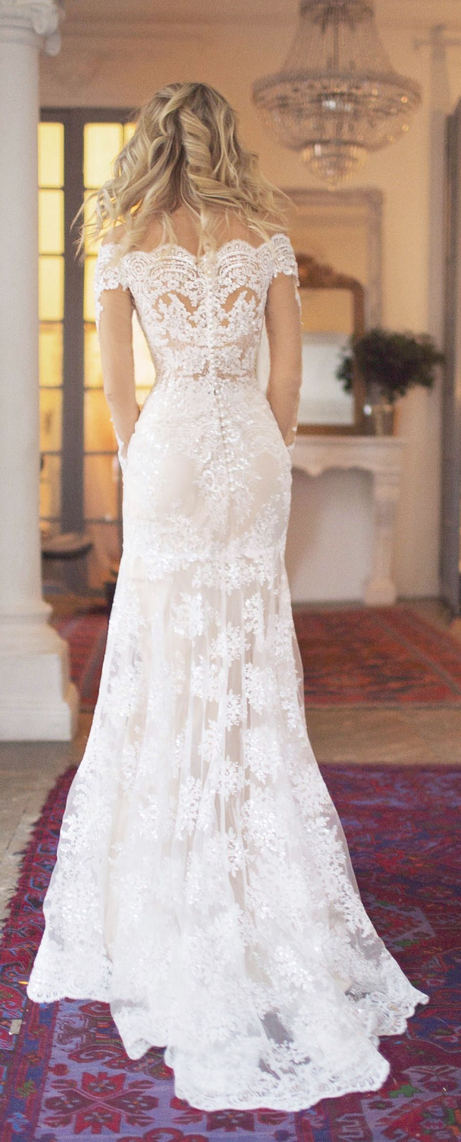 Where can i rent a wedding dress  Lace Wedding Dress Detachable Sleeves Lace Wedding Dresses To Hire