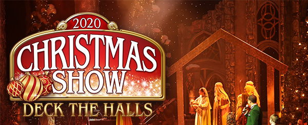 American Music Theatre Christmas Show 2020 Check This Out: Get Your Tickets! Purchase tickets for The 2020