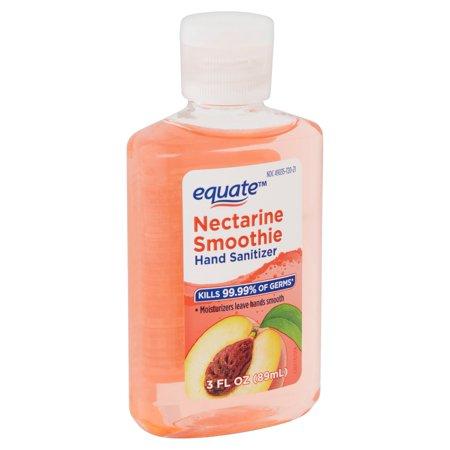 Health Nectarine Smoothie Smoothies Hand Sanitizer
