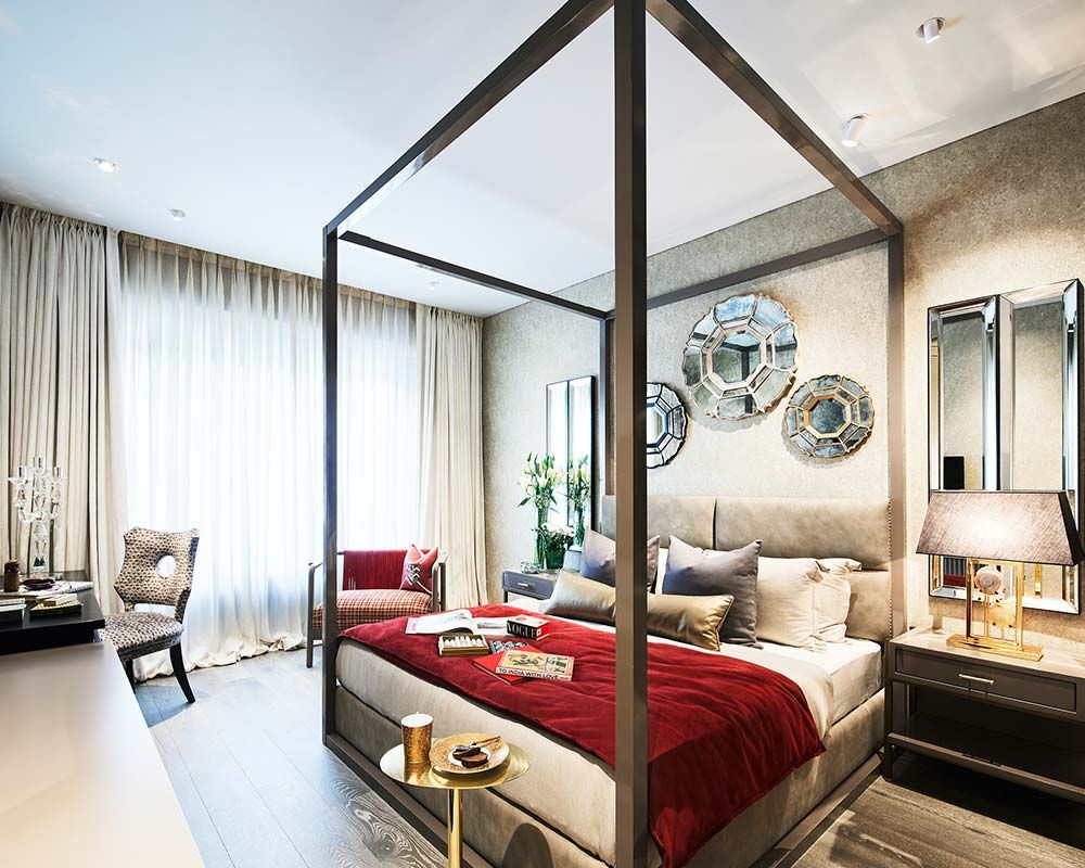 The Super Luxe Mumbai Apartment Designed By Sussanne Khan Arnab