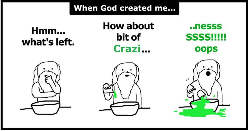 When God Created Mary How Did God Make You Me Too Meme Silly Memes Create Memes