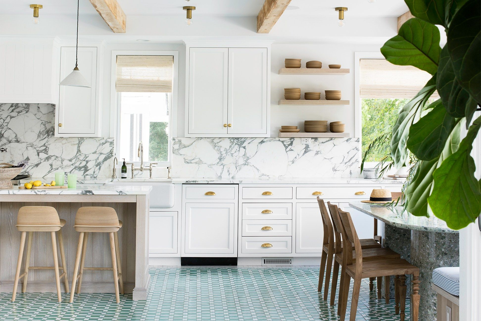 8 White Kitchen Cabinet Ideas You Can T Call Vanilla In 2020 White Kitchen Cabinets White Kitchen Kitchen Cabinets
