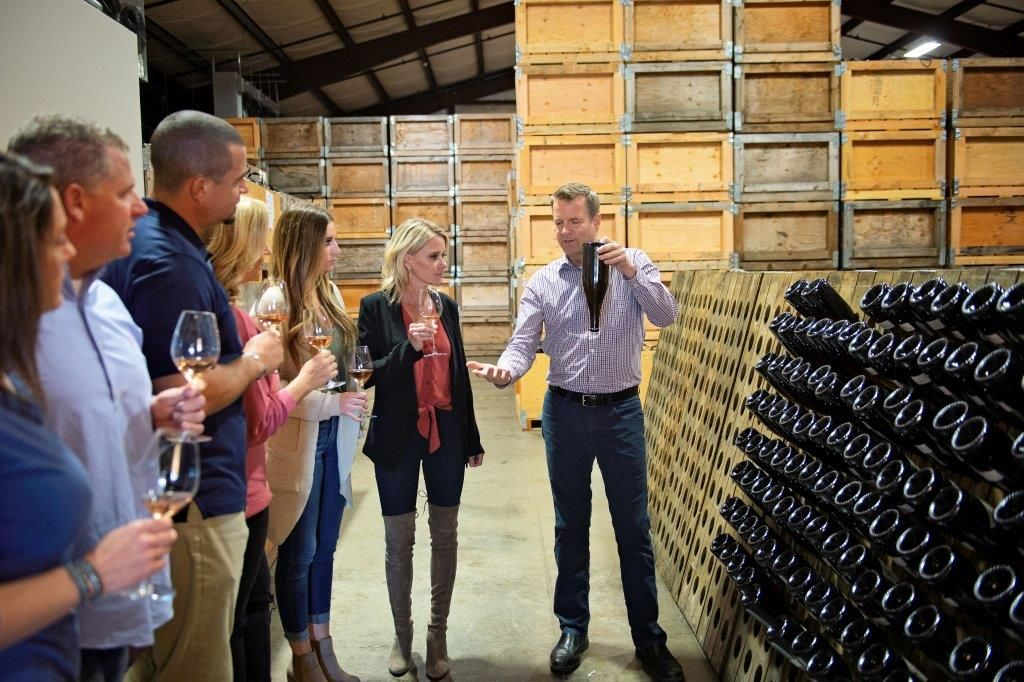 A Visit To Oregon's Dundee Hills Provides a Wine Country