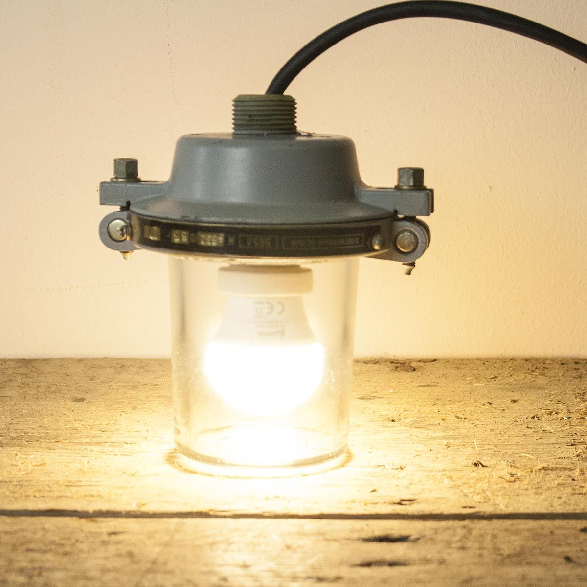 Pin By Balkan Hangar On Industrial Lamps Vintage Medicine Cabinets Industrial Lamp Led Bulb