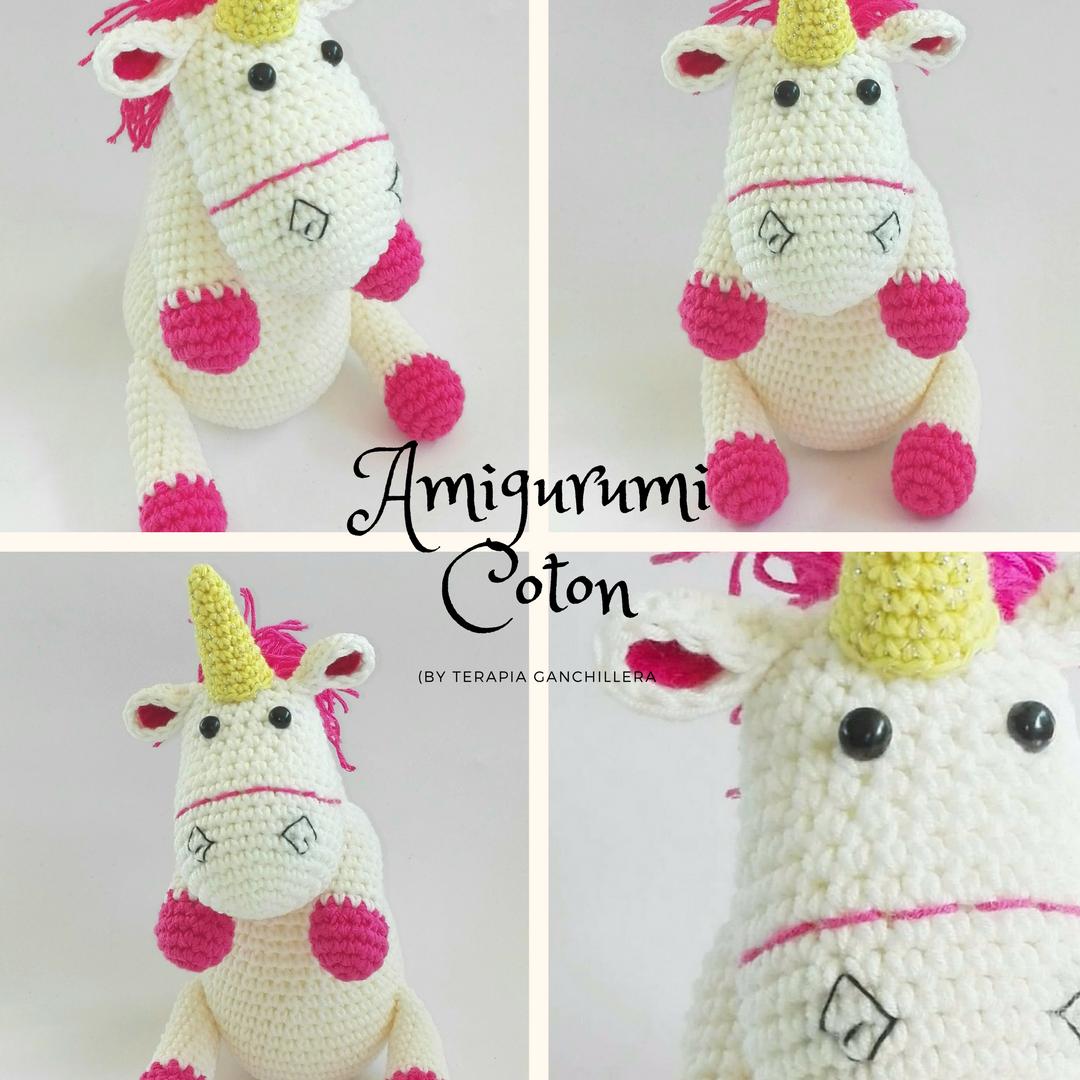patrones, unicornio, amigurumis | Amigurumis | Pinterest | Patrones ...