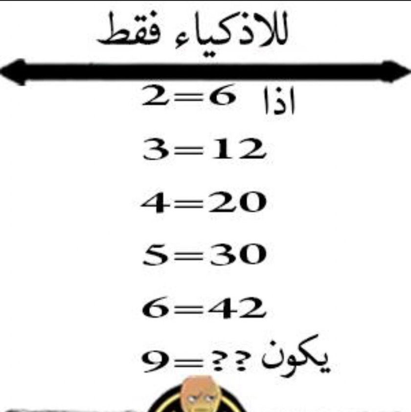Pin By Roro Budrees On سؤال In 2021 Math Math Equations