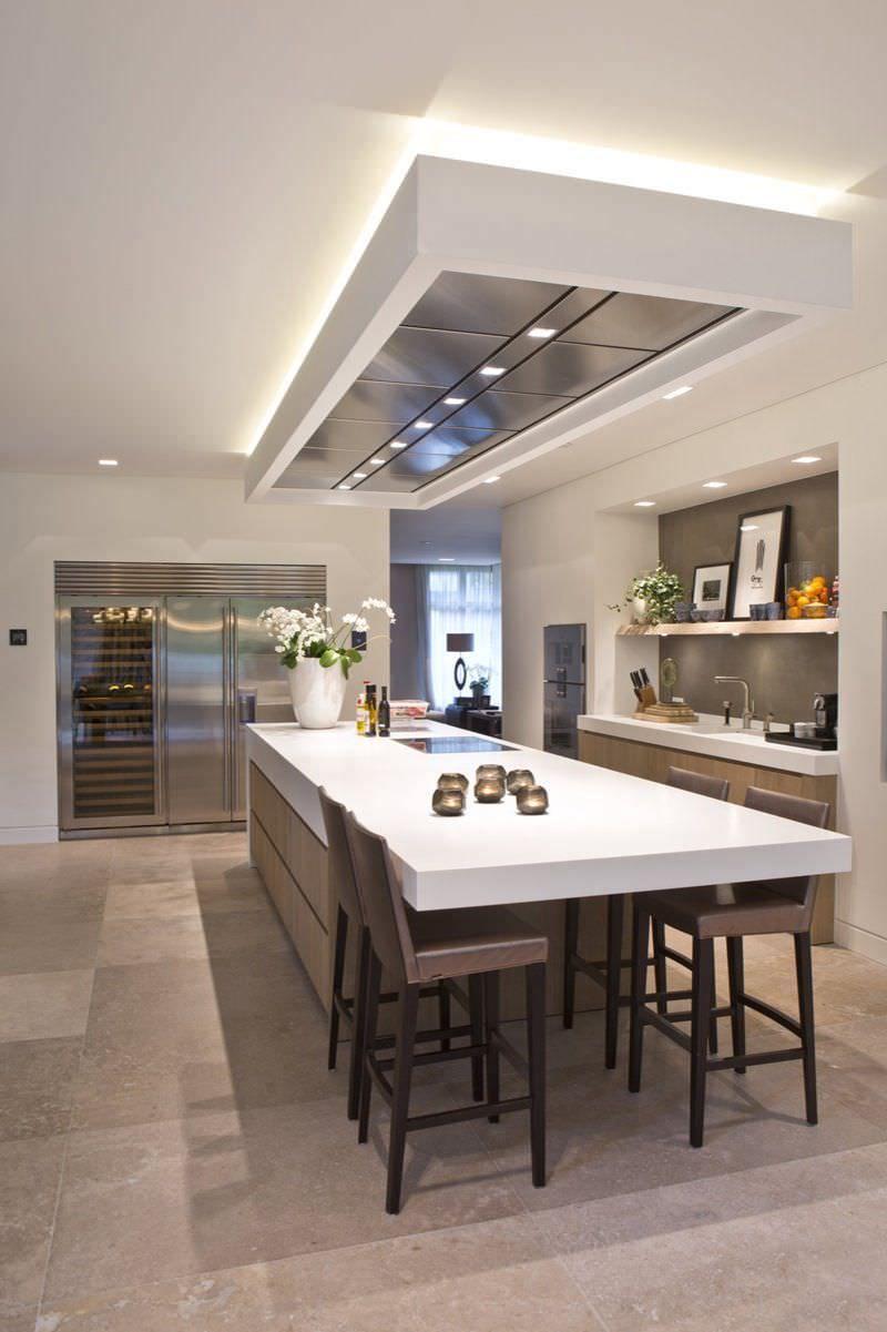 Cucine Americane Con Isola Moderne.100 Idee Cucine Con Isola Moderne E Funzionali Arredo