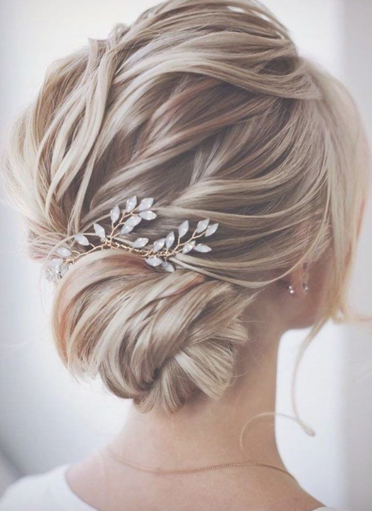 Elegant Prom Updo Wedding Hairstyles For Medium Length Hair And Long Hair Trending With Images Medium Length Hair Styles Wedding Hair Accessories Wedding Hair Inspiration