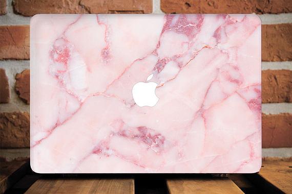 Pink Marble Macbook Air 13 Cover Macbook Pro 15 Cover Macbook Macbook Pro Case Macbook Air Marble Macbook