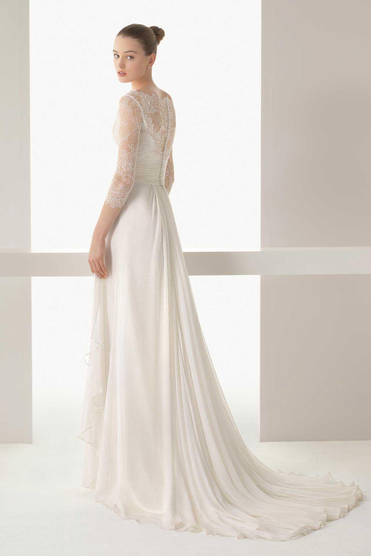Lace Wedding Dress Vintage Wedding Dresses Portlandthe White Dress