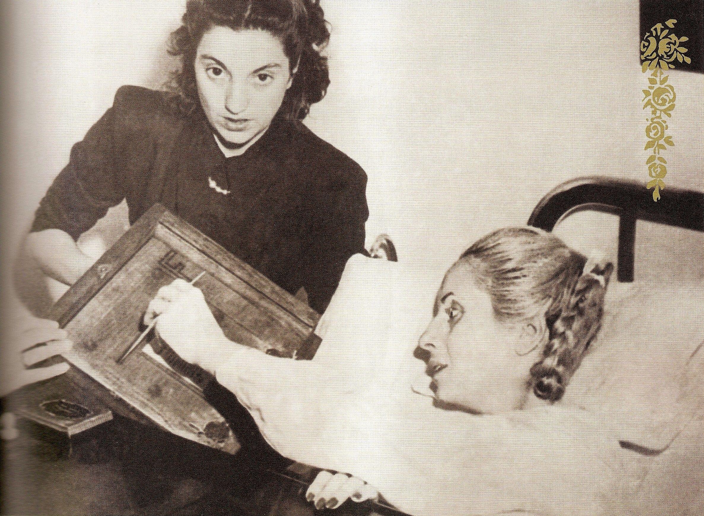 Hasta en sus últimos momentos Eva Perón pensó en los argentinos.
