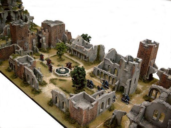 battlein the monastery