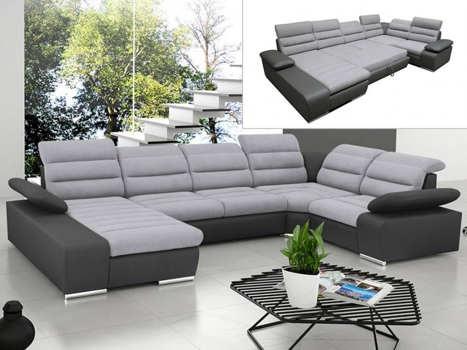 Canape D Angle Panoramique Canape D Angle Panoramique Convertible Gris Ou Bleu Boileau Canape D In 2020 Outdoor Furniture Sets Outdoor Sectional Sofa Outdoor Sectional