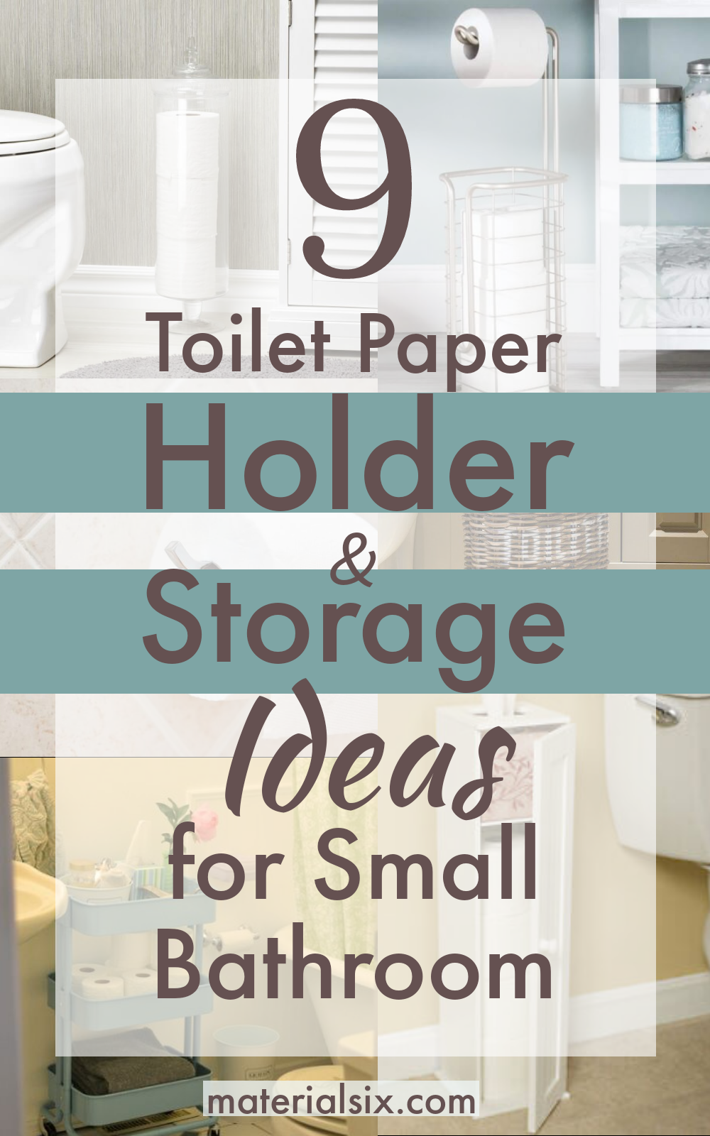 Are You Confused About Where To Put The Toilet Paper Holder In A Small Bathroom Try One Of These 9 Toilet Paper Holder Sto