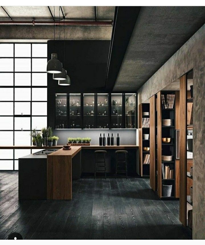 Pin By Jamie Sy On Interior Interior Design Kitchen House Design Home Decor Kitchen
