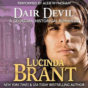 A beautifully crafted, deliciously romantic love story from Lucinda Brant, superbly performed by the hugely talented Alex Wyndham – what more could I ask for? 5 stars!!! #AlexWyndham #LucindaBrant #TeamBrantWyndham #Audio