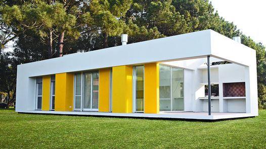 Casa Pianola - Estudio Moirë (90m2)-  Mar Del Plata - Argentina