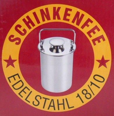 Garnek Szynkowar Ze Stali Nierdzewnej Schinkenfee 6067032511 Oficjalne Archiwum Allegro Flask Convenience Store Products Motor Oil