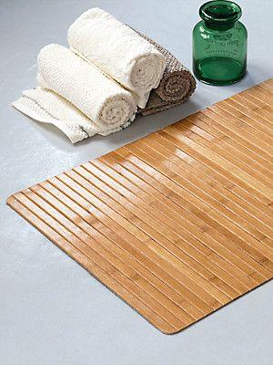 Bambusmatte, ca. 60x115cm | Bad | Pinterest