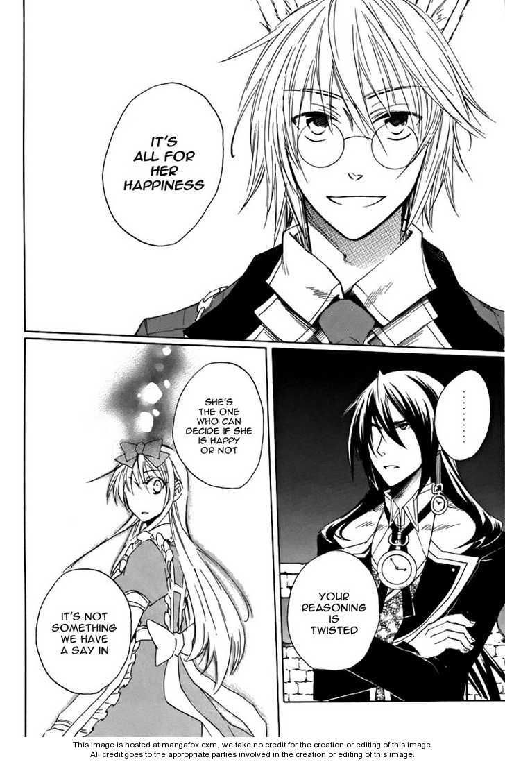 Read Alice In The Country Of Hearts Manga Online