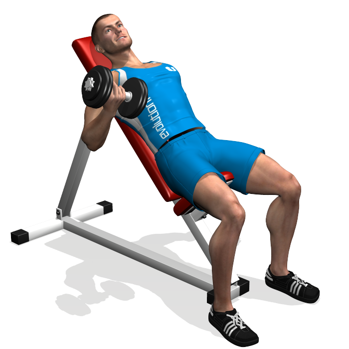 ejercicio triceps con banco