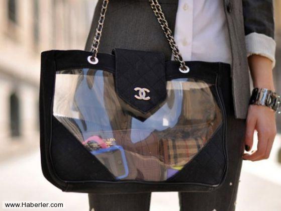 89023b3610350 Şeffaf Çanta Modası Geliyor | bags | Çanta modelleri, Moda, Çantalar