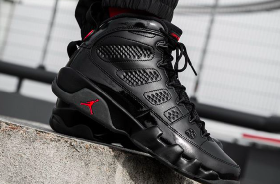 tout neuf 4feda 8bee6 Release Reminder: Air Jordan 9 Bred | godasses | Chaussures ...