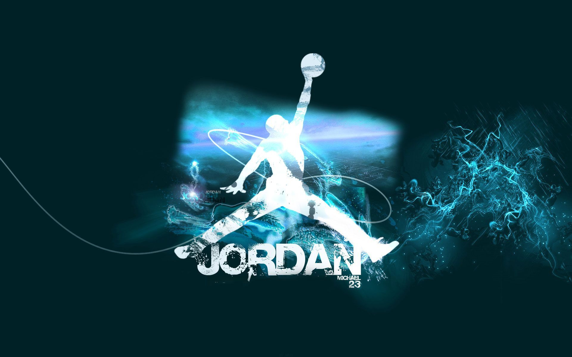 Jordan Logo Wallpaper HD Michael jordan, Jordan