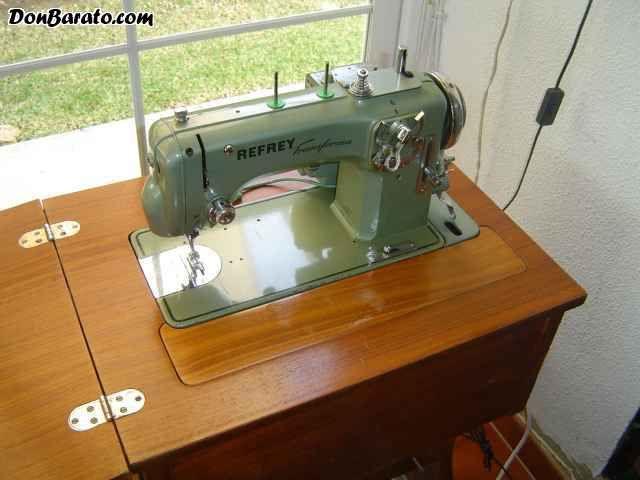 Maquina de coser refrey 427 transforma | Jade | Vintage