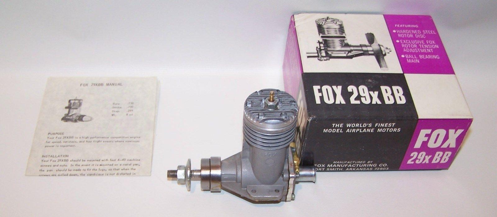 http://www.ebay.com.au/itm/New-1965-Fox-29X-BB-RV-Control-Line ...