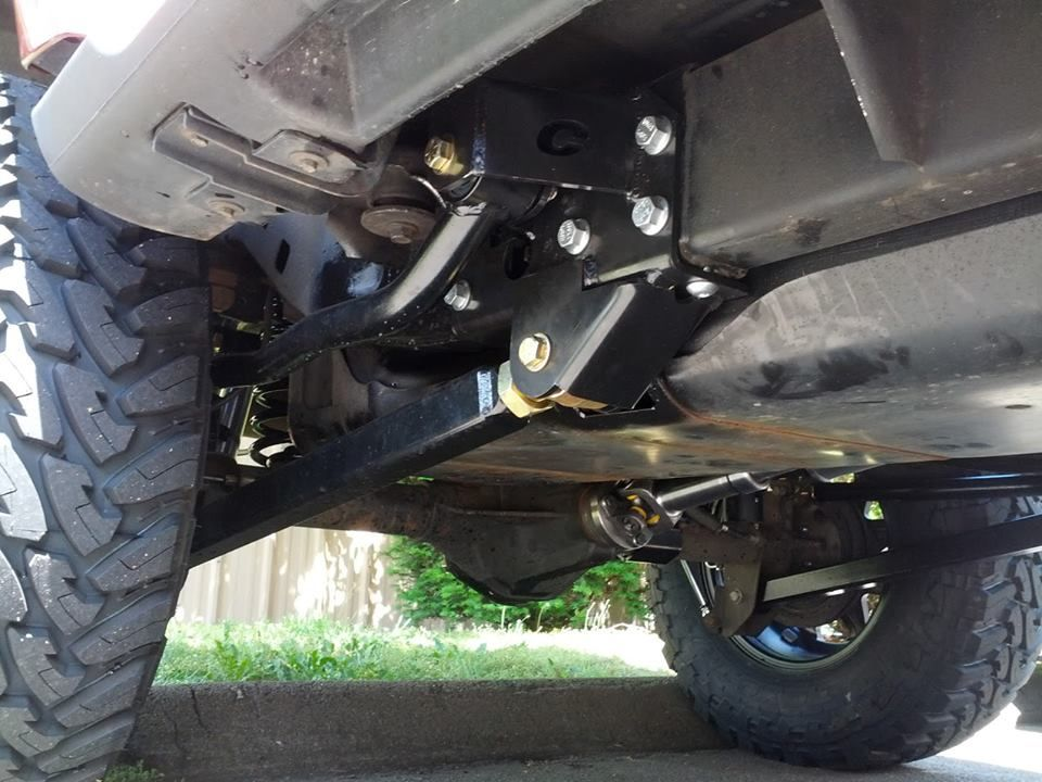 4dr Customer Jk Build Clayton Off Road Rear Control Arms