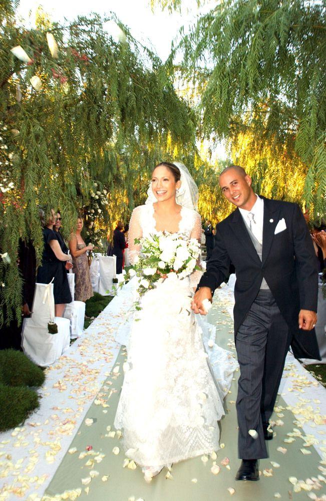 jennifer lopez's wedding dress. Love love love the top half of