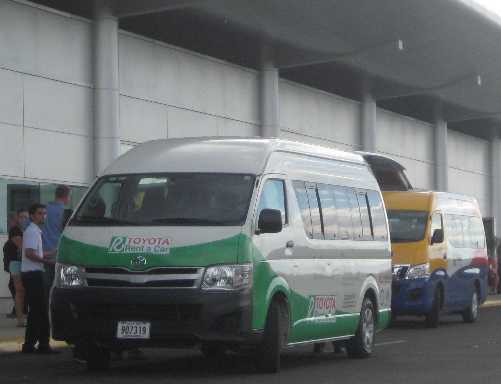 Top Rental Car Companies Serving Liberia International Airport In