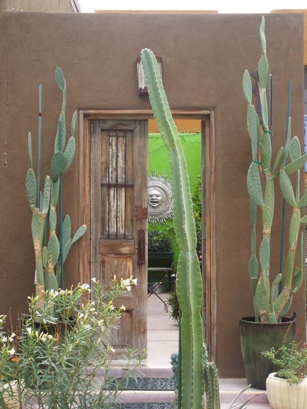 The beautiful doors of the Old Pueblo - Tucson, Arizona ...