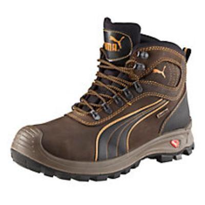 Puma S3 HRO Scuff Caps Safety Shoes