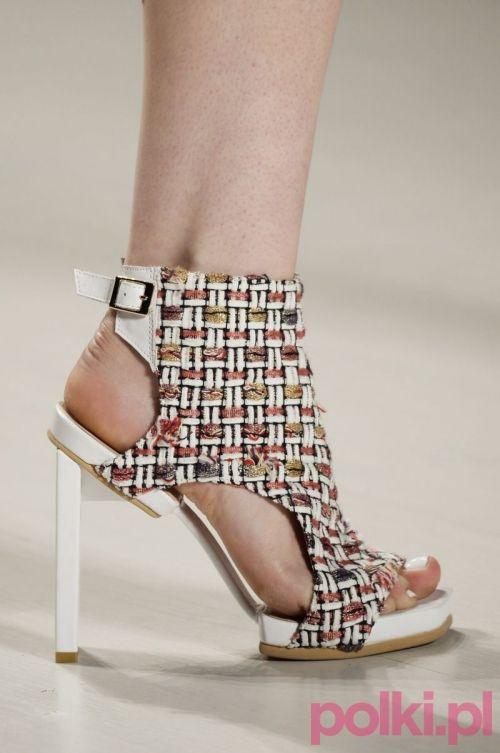 10 Modeli Butow Ktore Beda Najmodniejsze Wiosna I Latem Fashion Week Spring New York Fashion Week New York Fashion
