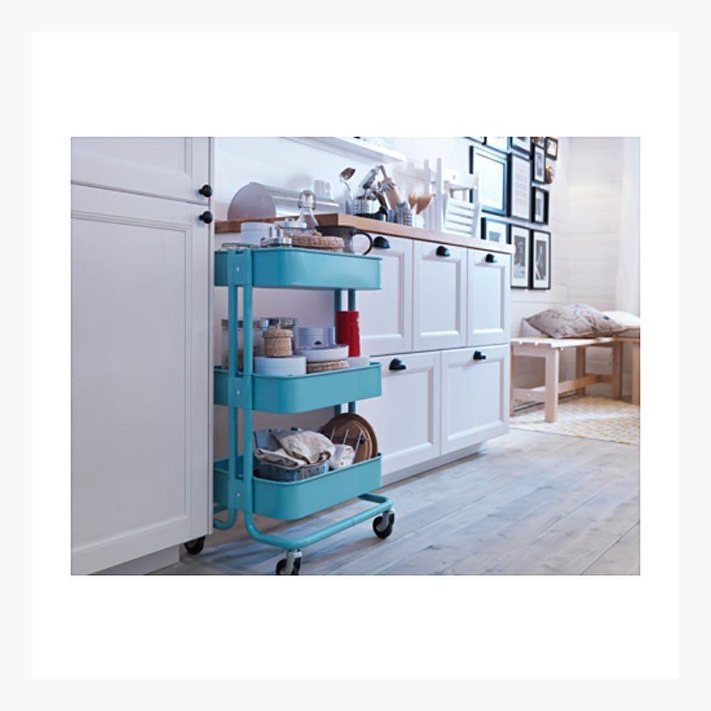 Amazon.com - RASKOG Home Kitchen Bedroom Storage Utility Cart ...