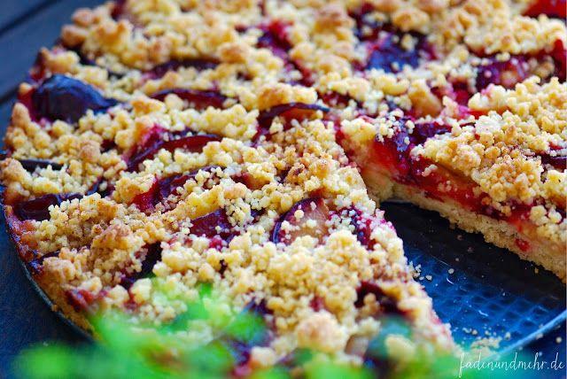 DIY und die Freude an Selbstgemachtem!: Lust auf Pflaumenkuchen?