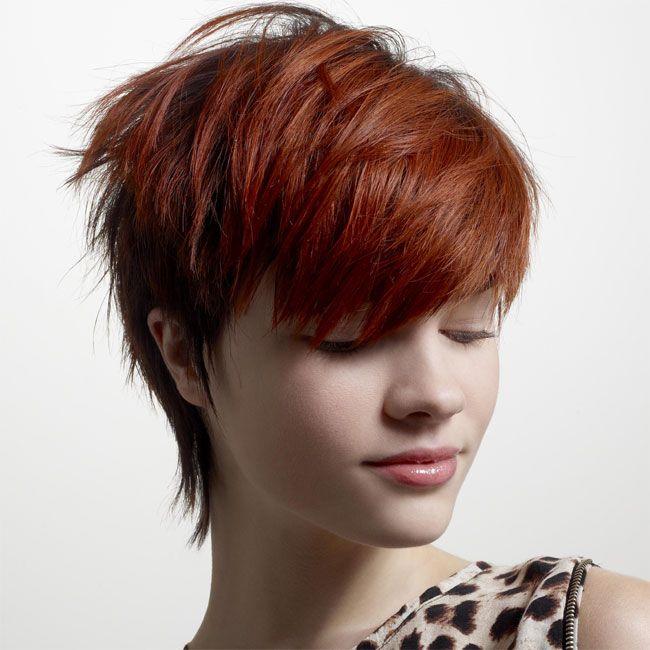 Coiffure cheveux courts TCHIP tendances automnehiver